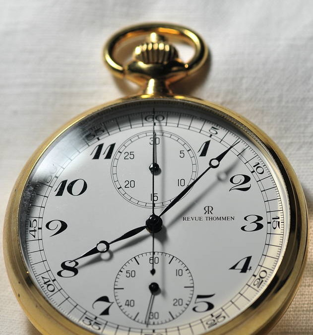 Orologio da tasca Revue Thommen   ref. 7812 A